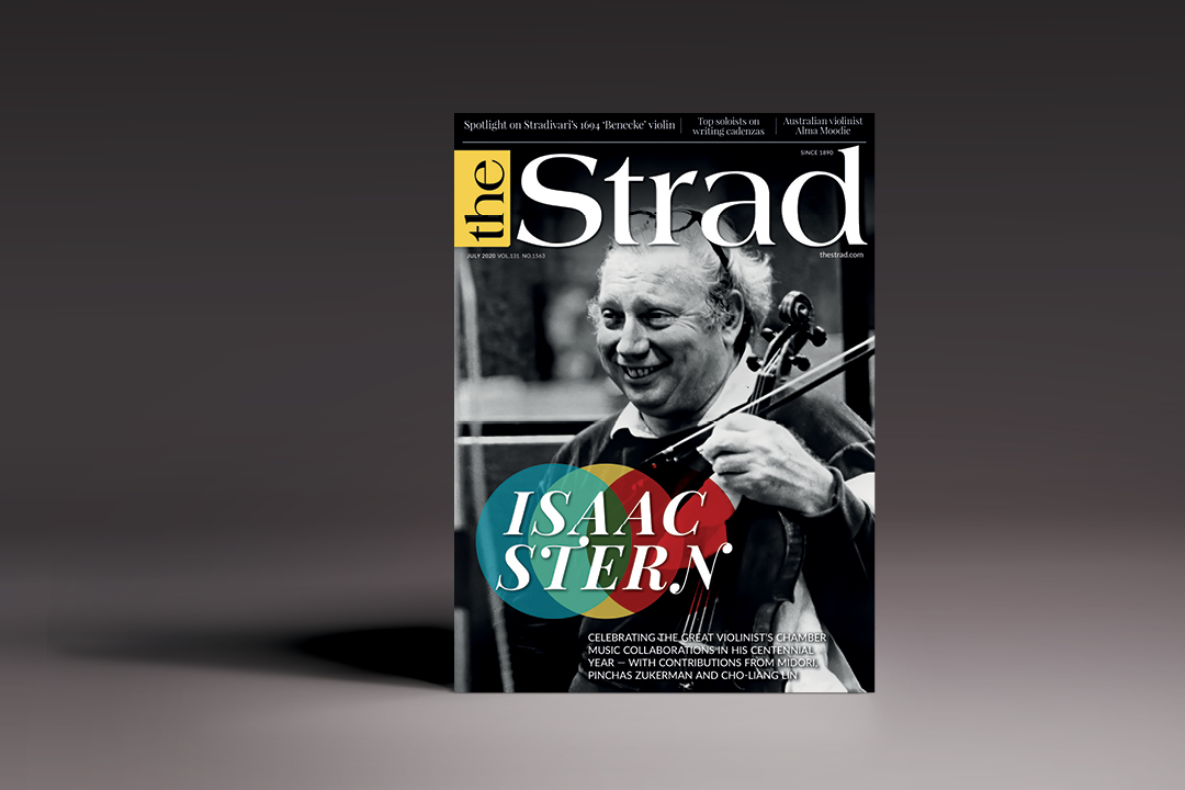 The Strad July 2020 issue