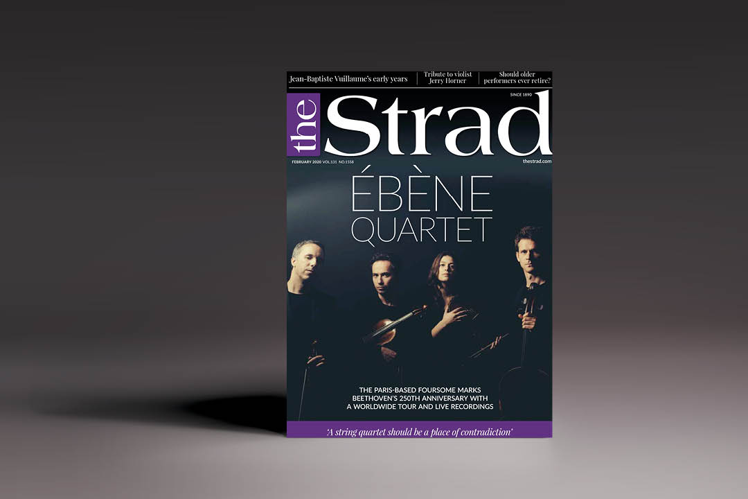 The Strad February 2020 issue